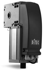 Автоматика для секционных и подвесных ворот Ditec